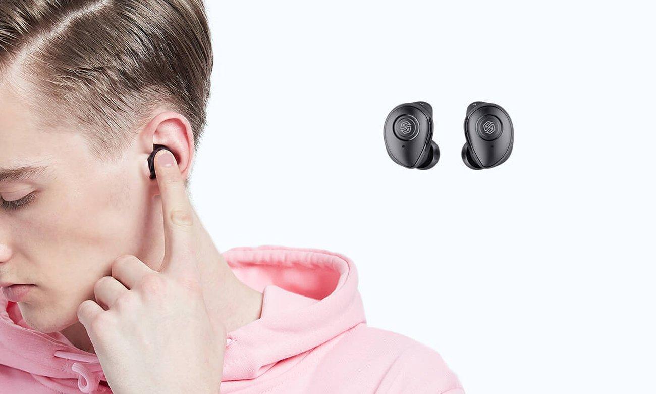 Słuchawki sportowe Bluetooth Nillkin GO TWS
