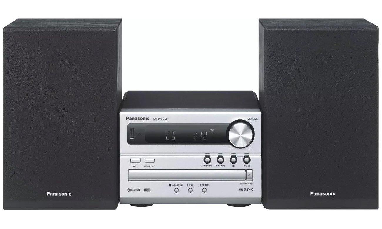 Mikro-system Panasonic SC-PM250EC-S