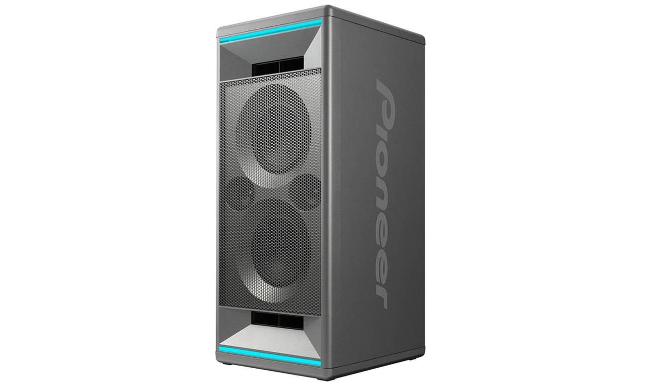 Power Audio Pioneer CLUB 5 szary XW-SX50BK