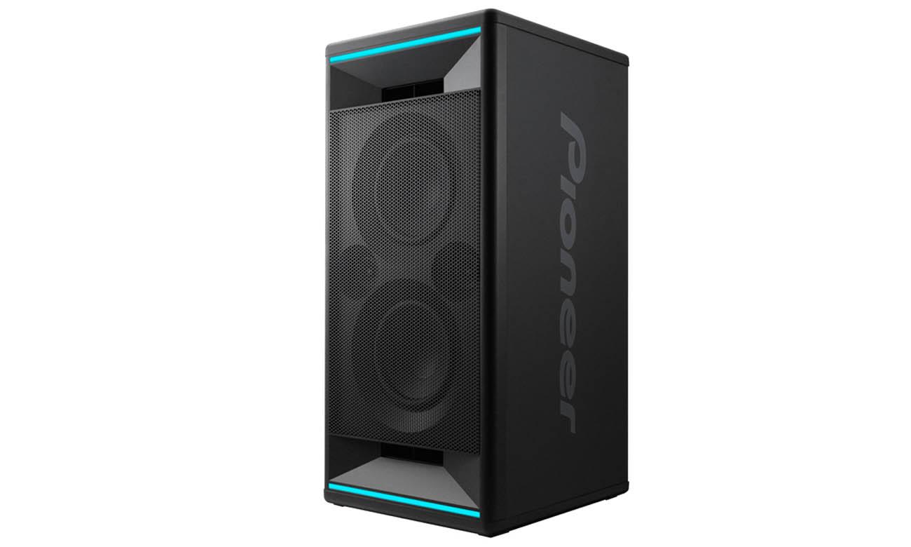 Power Audio Pioneer CLUB 7 czarny XW-SX70BK