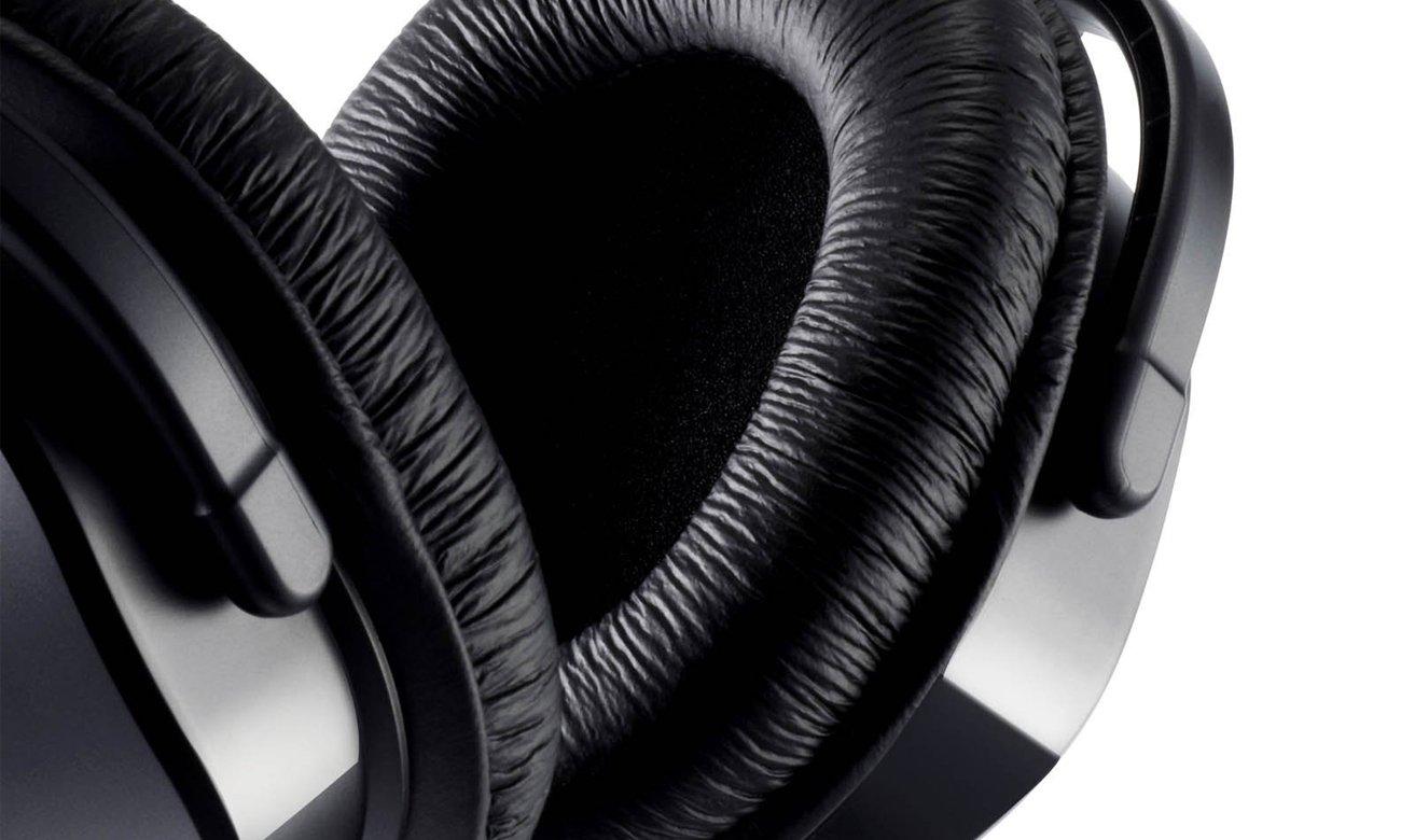 Słuchawki nauszne Pioneer SE-M521 czarne