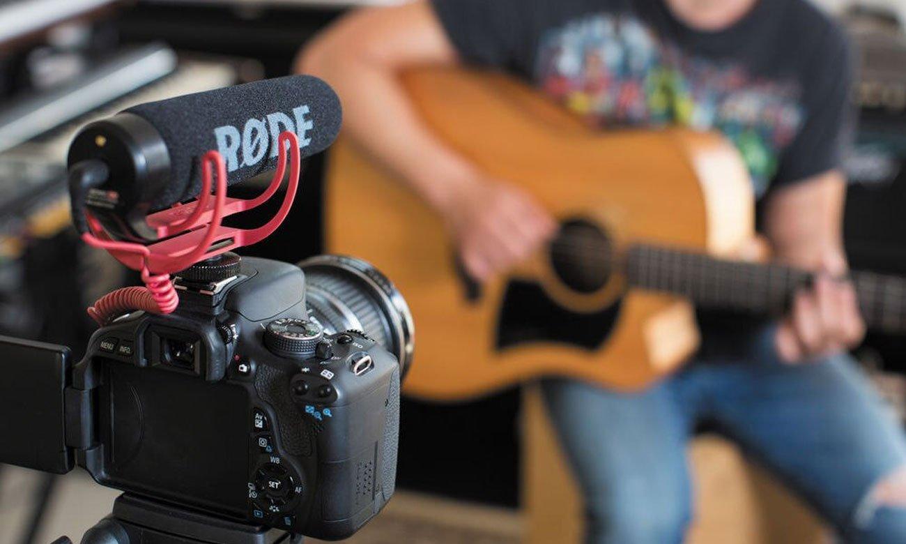 Mikrofon do kamer i aparatów Rode VideoMic GO