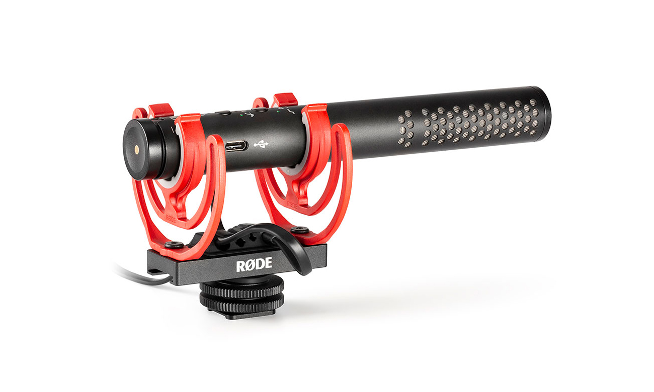 Mikrofon z wbudowaną baterią Rode VideoMic NTG