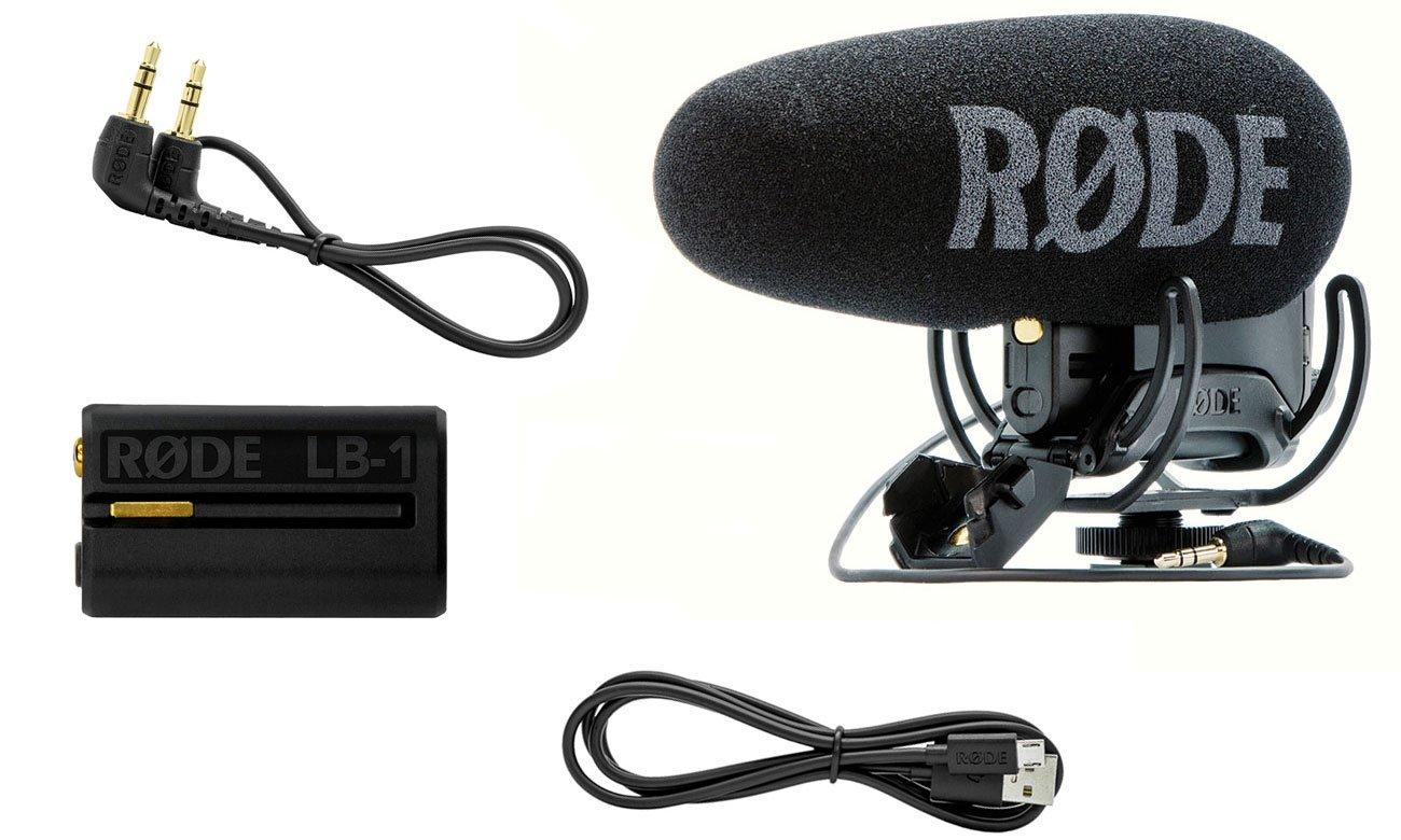 Zasilanie mikrofonu do kamer i aparatów Rode VideoMic Pro+