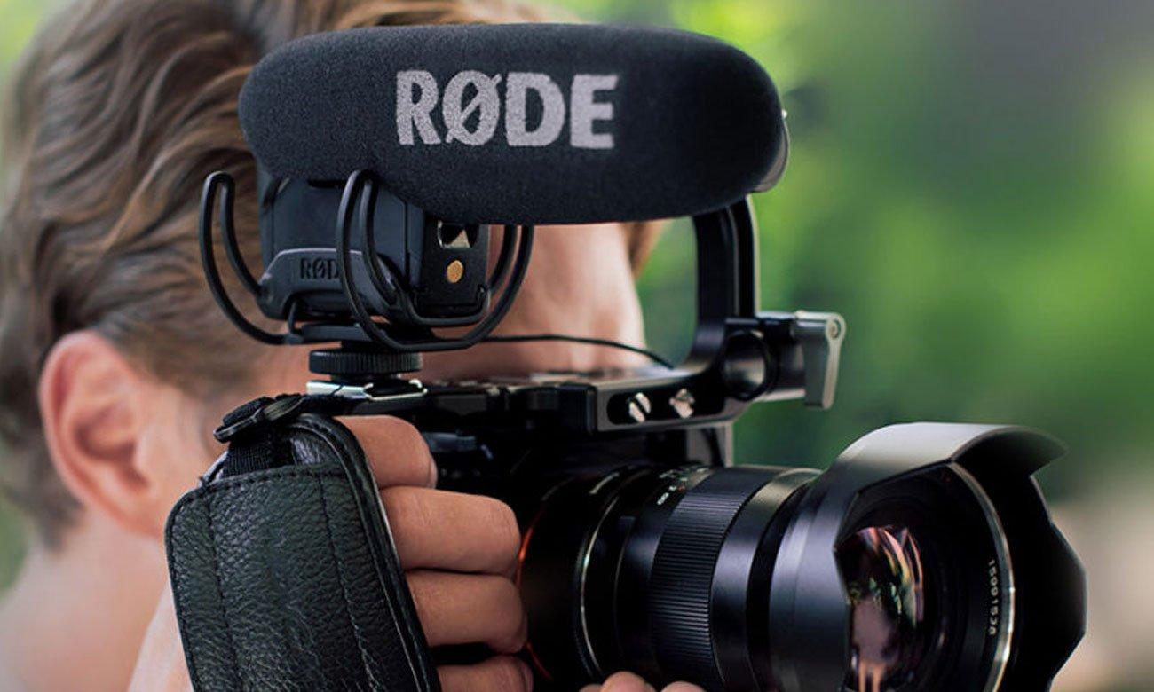 Mikrofon do kamer i aparatów Rode VideoMic Pro Rycote
