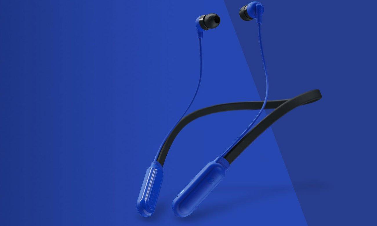 Słuchawki bezprzewodowe Skullcandy Ink'd+ Wireless Niebieski
