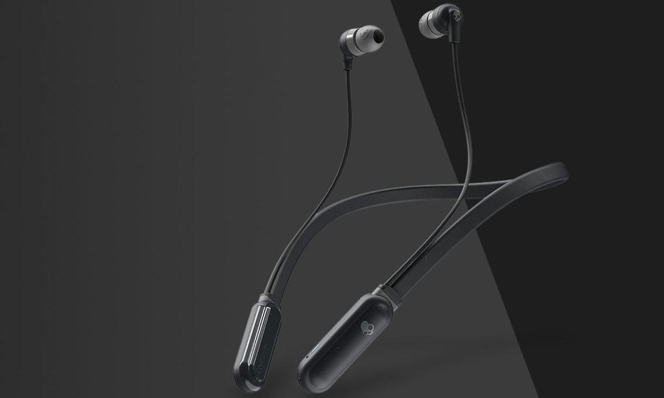 Słuchawki bezprzewodowe Skullcandy Ink'd+ Wireless Czarny