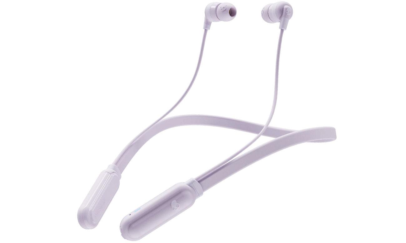 Słuchawki bezprzewodowe Skullcandy Ink'd+ Wireless Pastelowy fiolet