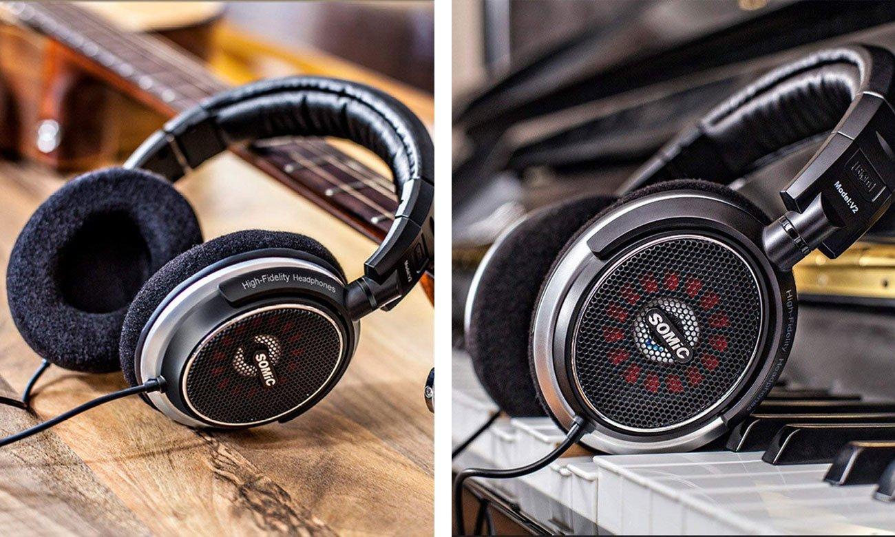 Akcesoria do słuchawek nausznych Somic V2