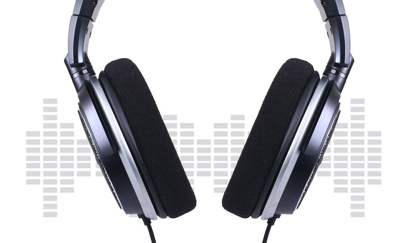 Wydajna przetworniki w słuchawkach dla DJ Somic V2