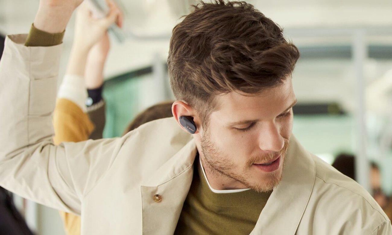 Swietne brzmienie słuchawek Sony WF-1000XM3
