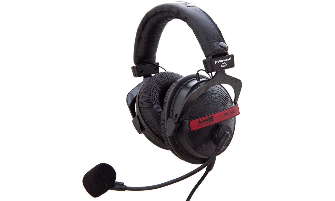 Słuchawki Superlux HMC660X