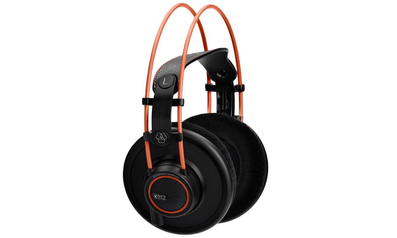 Profesjonalne słuchawki AKG K712PRO
