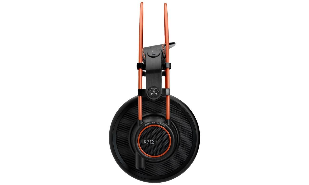 doskonały dźwięk z słuchawkami AKG K712PRO