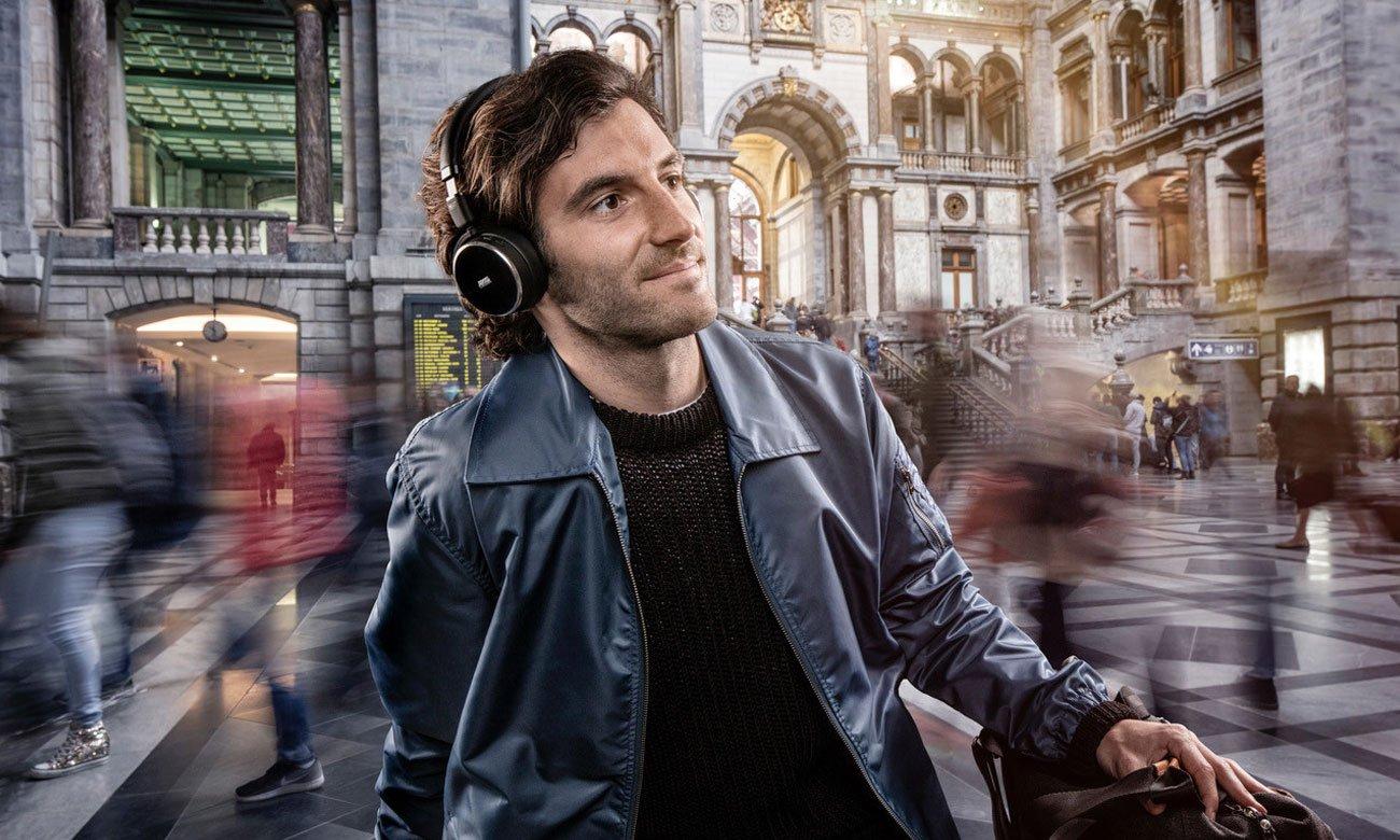 Słuchawki bezprzewodowe AKG N60NC Bluetooth