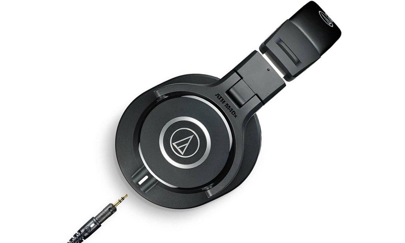 Wokółuszne słuchawki Bluetooth Audio-Technica ATH-M40X