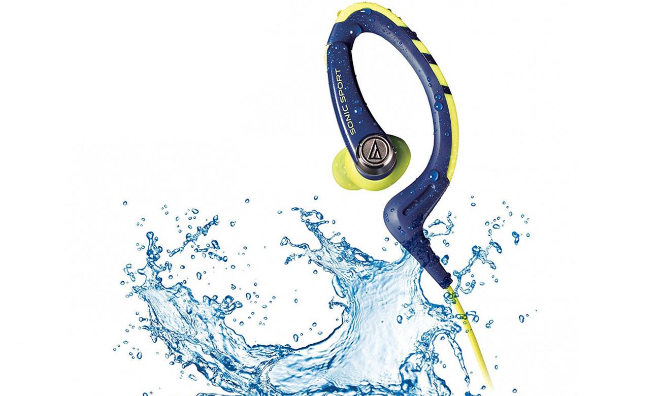 Wygodne słuchaweki dla sportowców ATH-SPORT1 Audio-Technica