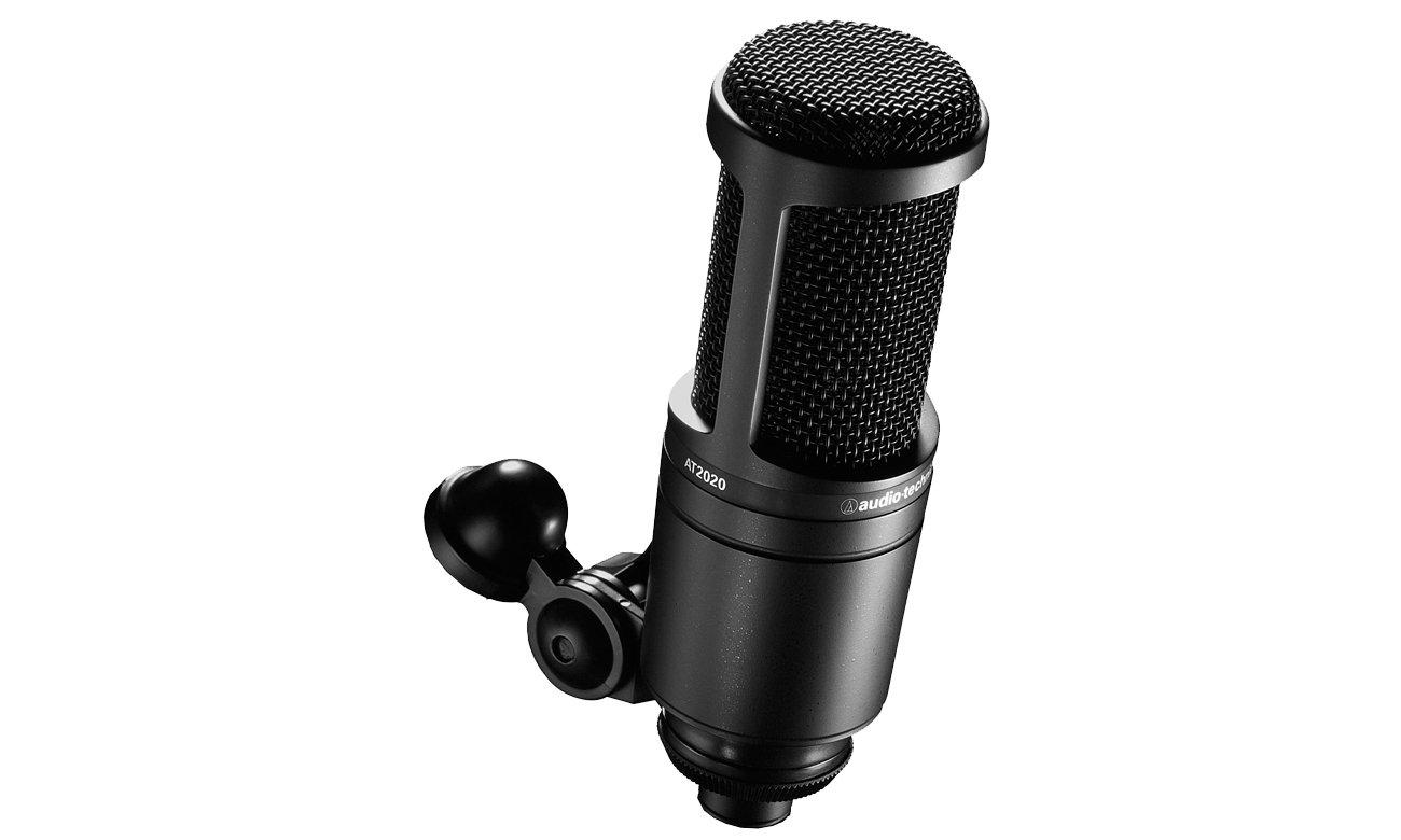 Mikrofon pojemnościowy Audio-Technica AT2020