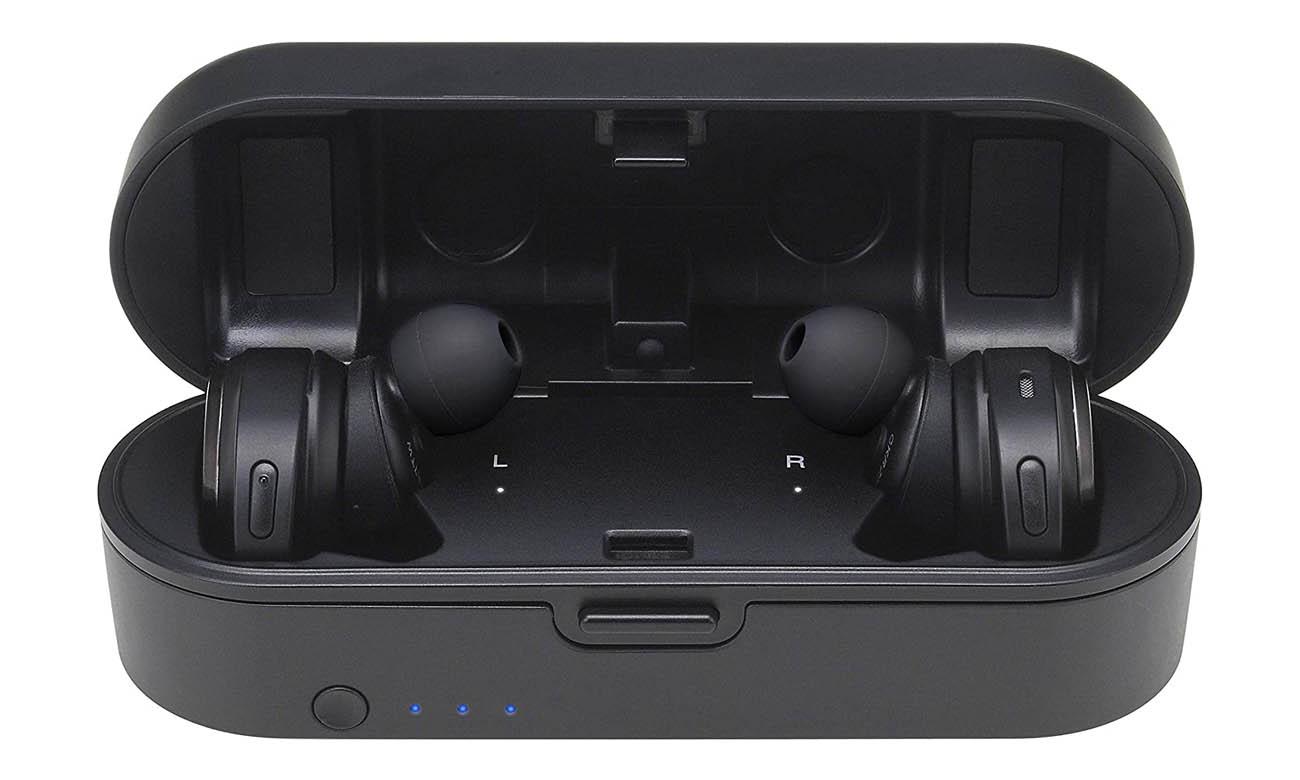 Słuchawki True Wireless Audio-Technica ATH-CKR7TWB