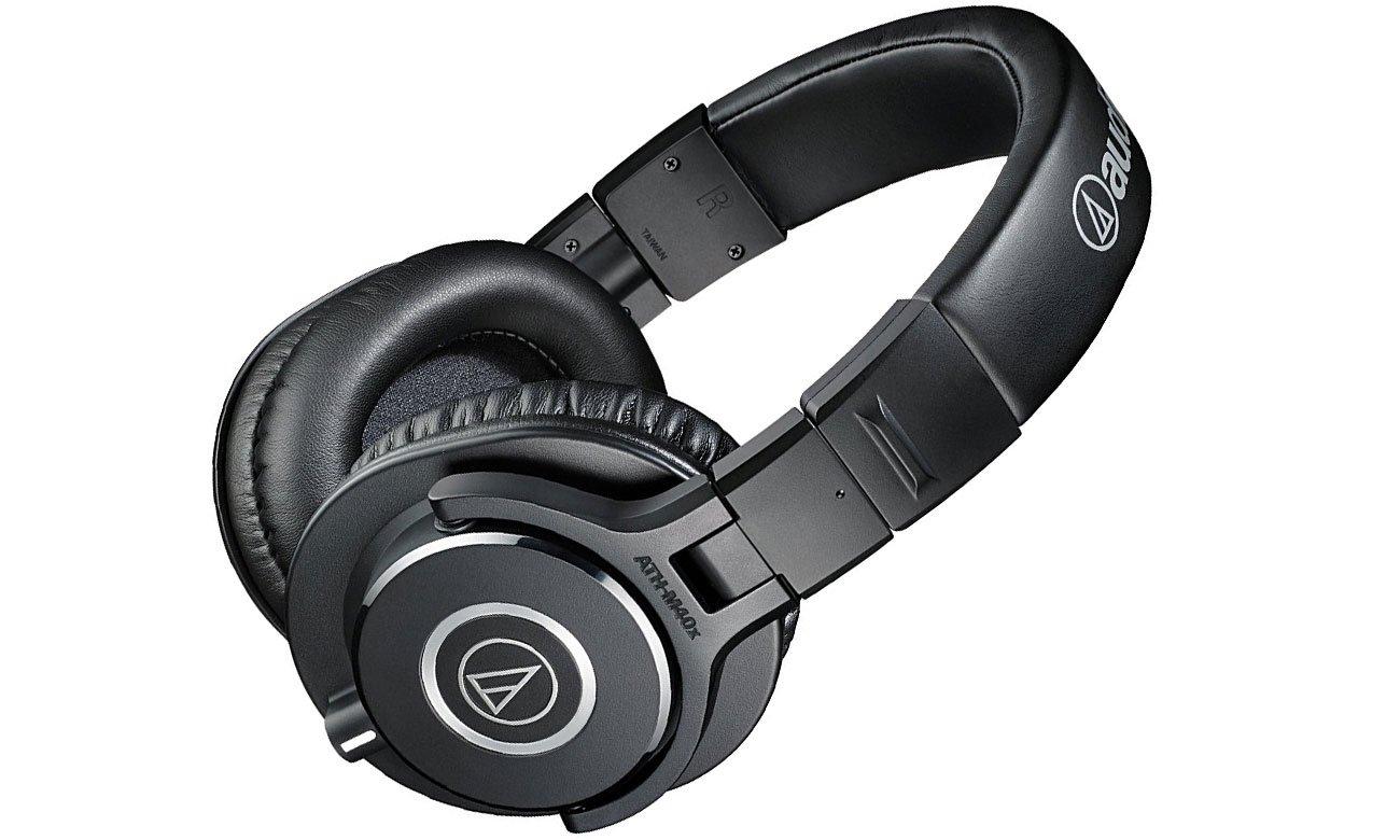 Słuchawki monitorowe Audio-Technica ATH-M40X czarne