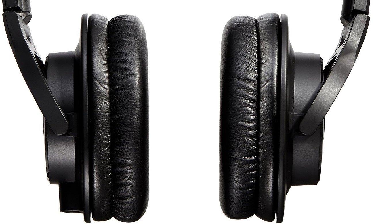 Wydajna przetworniki w słuchawkach Audio-Technica ATH-M40X