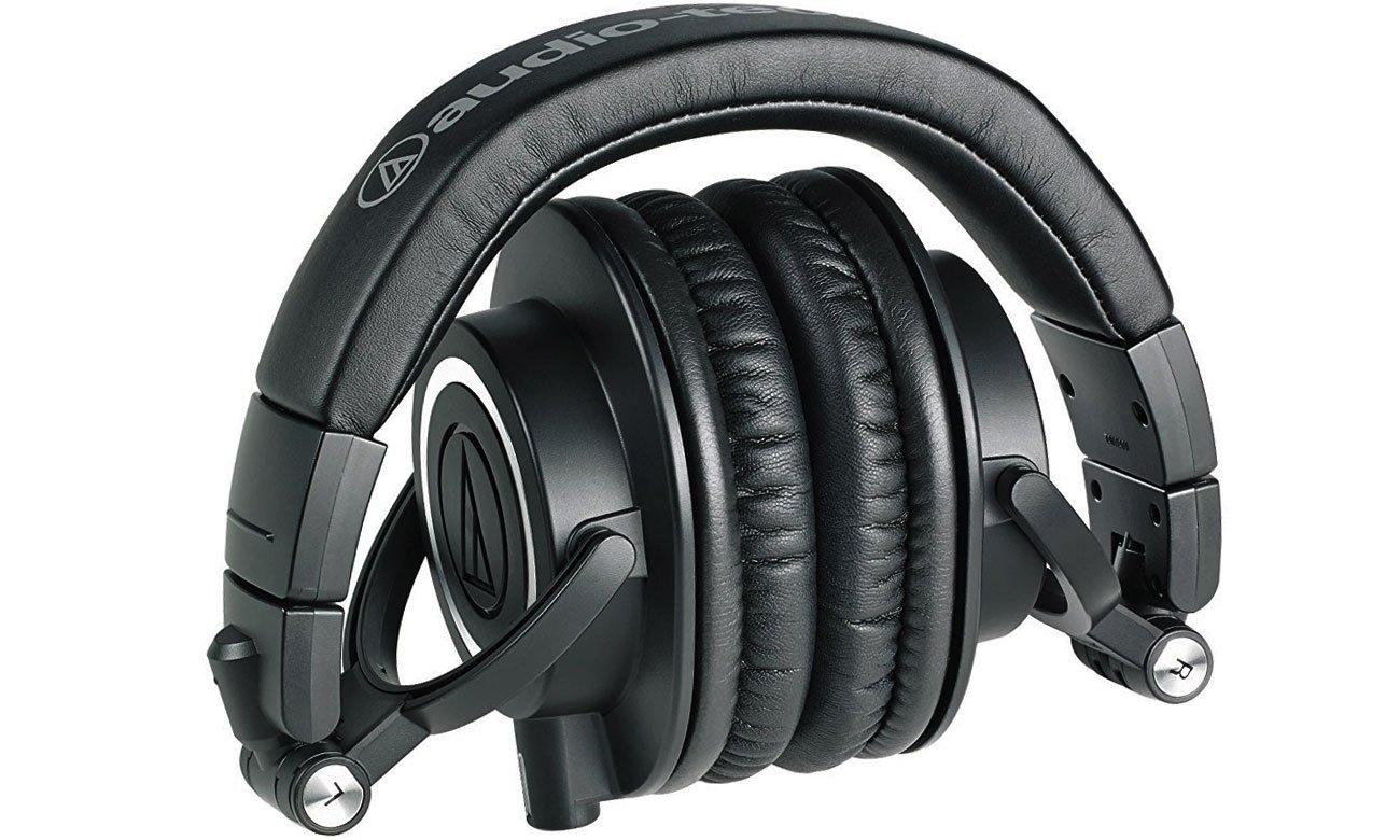 Składane słuchawki Audio-Technica ATH-M50X