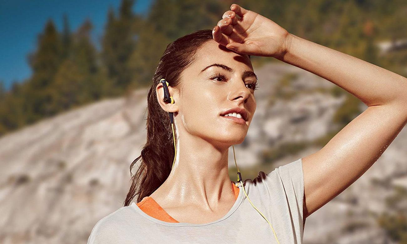 Słuchawki dla biegaczy Audio-Technica ATH-SPORT1