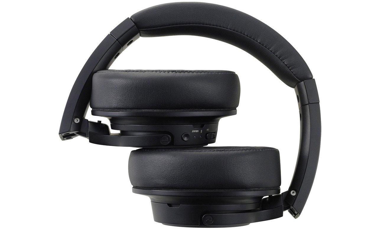 Wygodne słuchawki nauszne ATH-SR50BT Audio-Technica