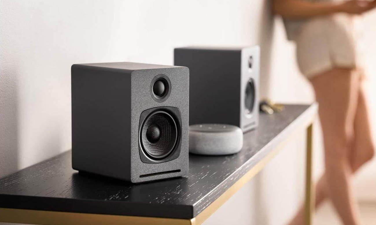Wysokiej jakości kolumny głośnikowe Audioengine A1