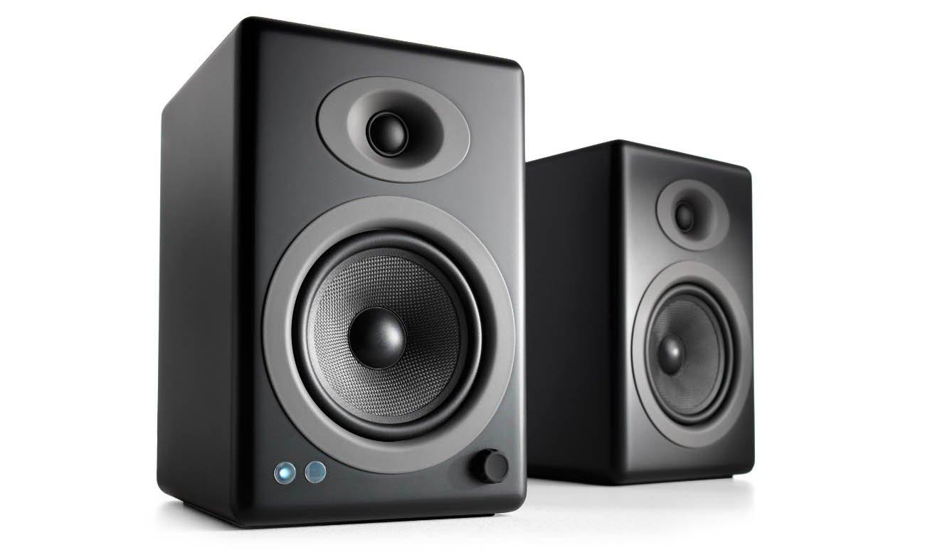 Bezprzewodowe Głośniki podstawkowe Audioengine A5+ BT Czarne