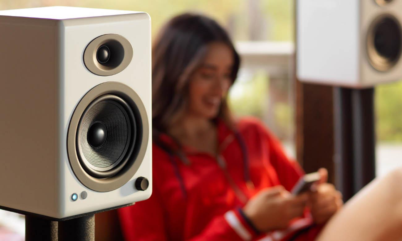 Bezprzewodowe Głośniki Audioengine A5+ BT