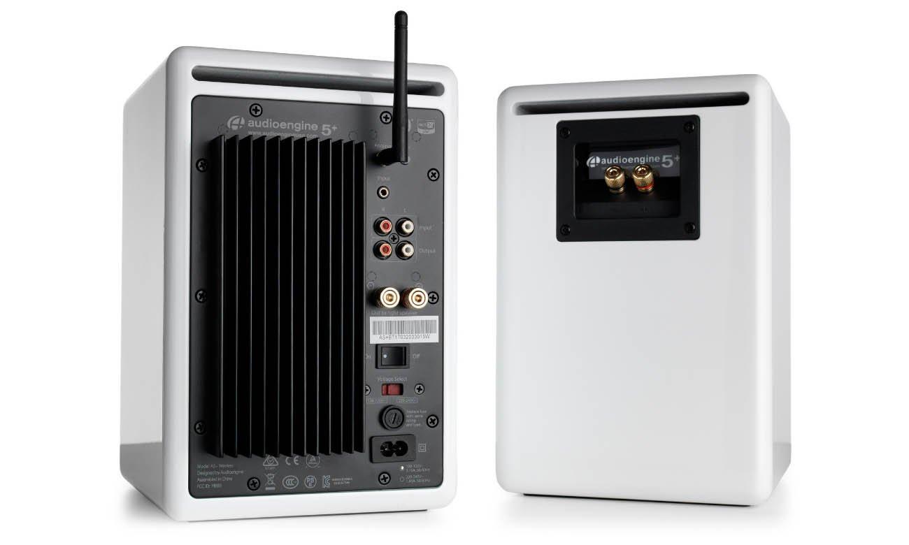 Bluetooth 5.0 w kolumnach Audioengine A5+ BT