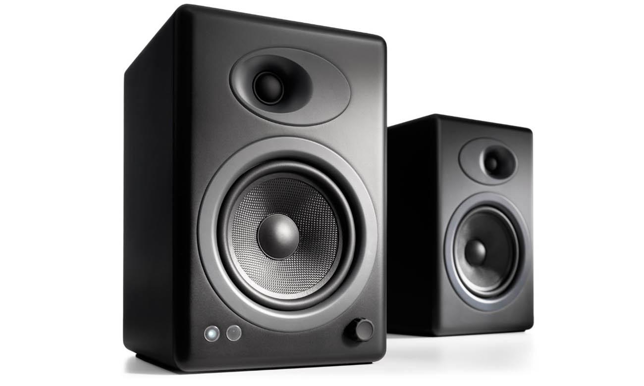 Głośniki podstawkowe Audioengine A5+ Czarne