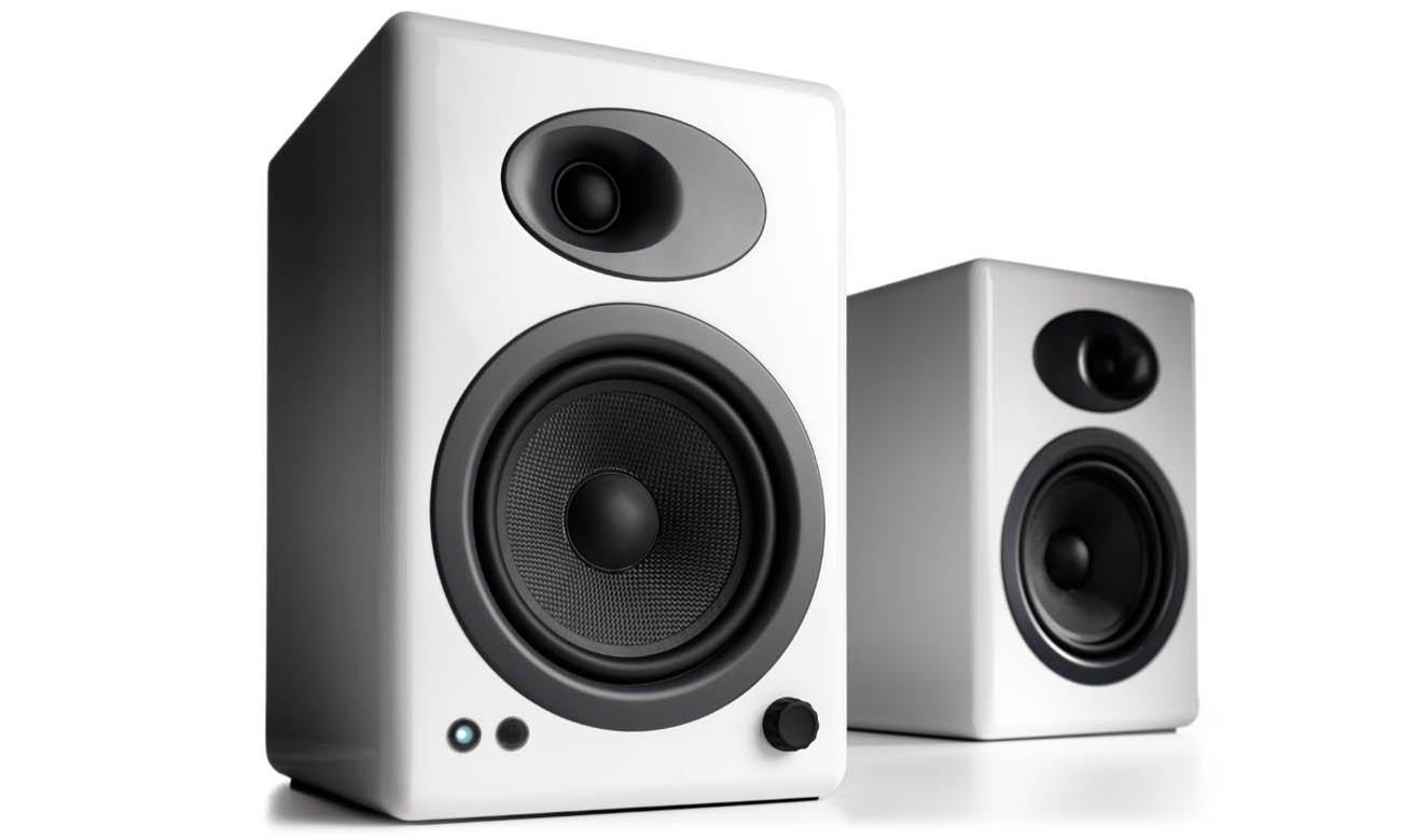 Głośniki podstawkowe Audioengine A5+ Białe