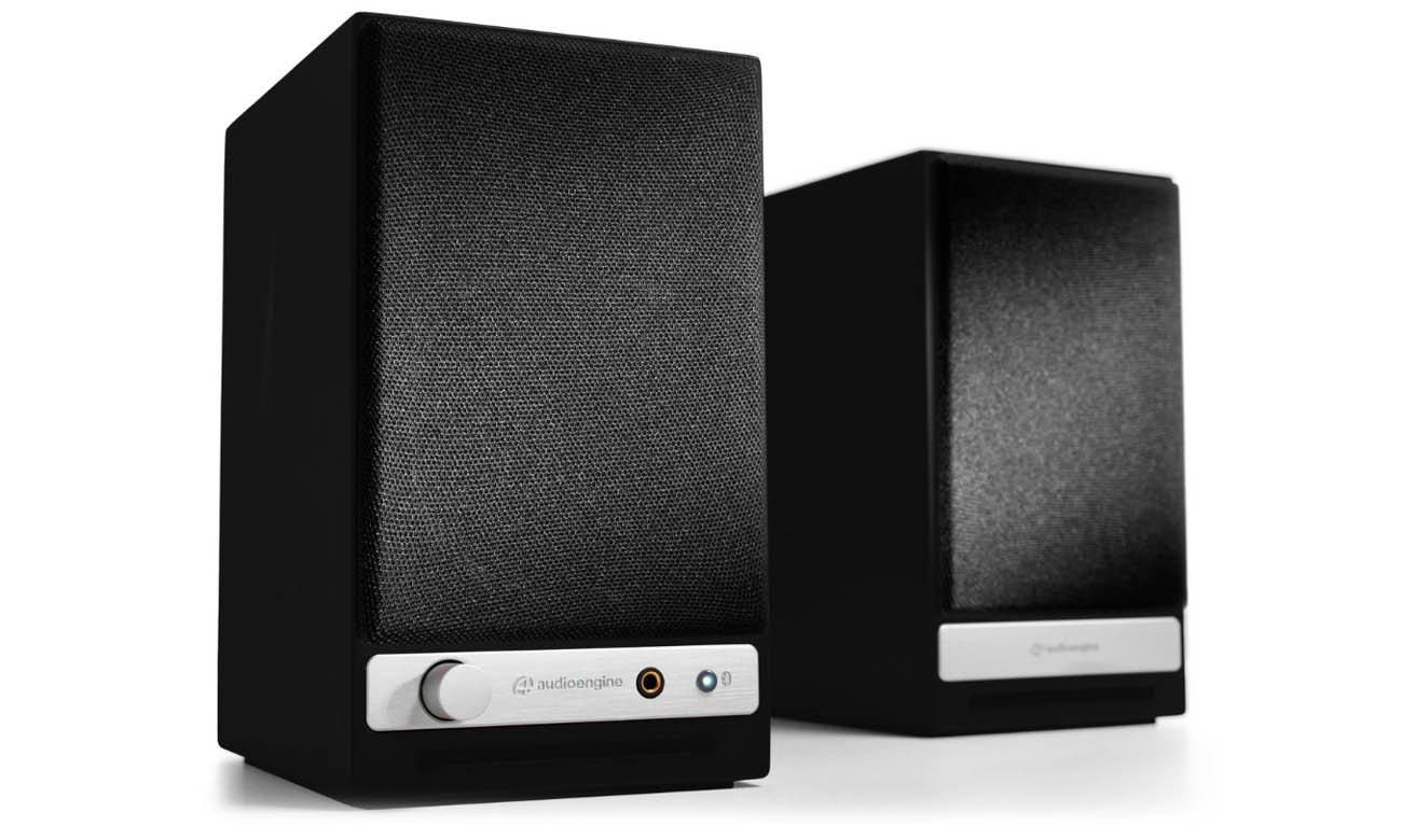 Bezprzewodowe Głośniki podstawkowe Audioengine HD3 BT Czarne