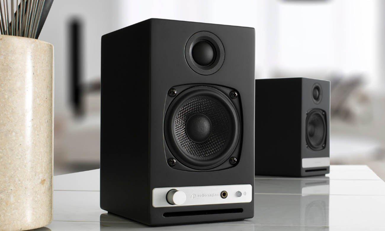 Komponenty najwyższej jakości w kolumnach Audioengine HD3