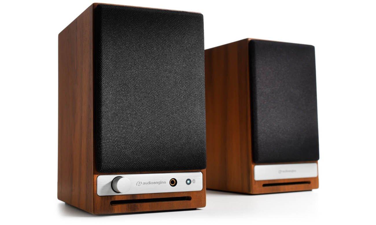 Bezprzewodowe Głośniki podstawkowe Audioengine HD3 BT Orzech