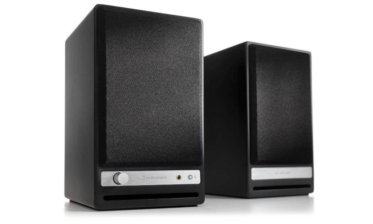 Bezprzewodowe Głośniki podstawkowe Audioengine HD4 BT Czarne