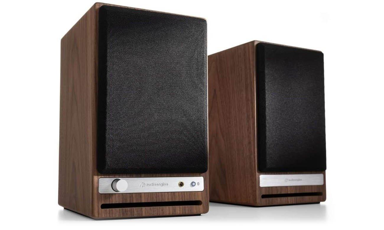 Bezprzewodowe Głośniki podstawkowe Audioengine HD4 BT Orzech