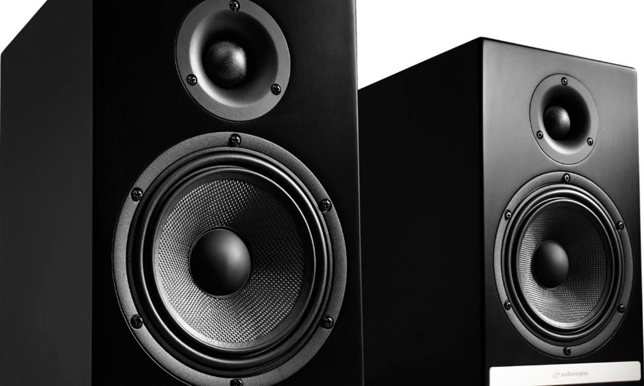 Wysokiej jakości kolumny głośnikowe Audioengine HD6 BT