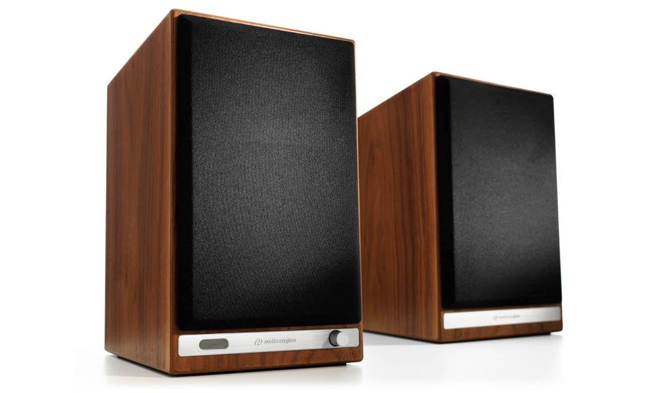 Bezprzewodowe Głośniki aktywne Audioengine HD6 Orzech
