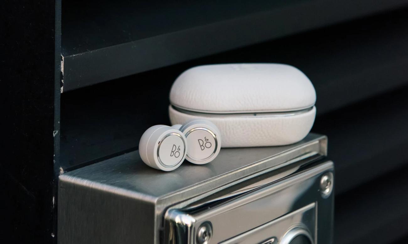Słuchawki bezprzewodowe Bang&Olufsen Beoplay E8 3.0 z doskonałym dźwiękiem
