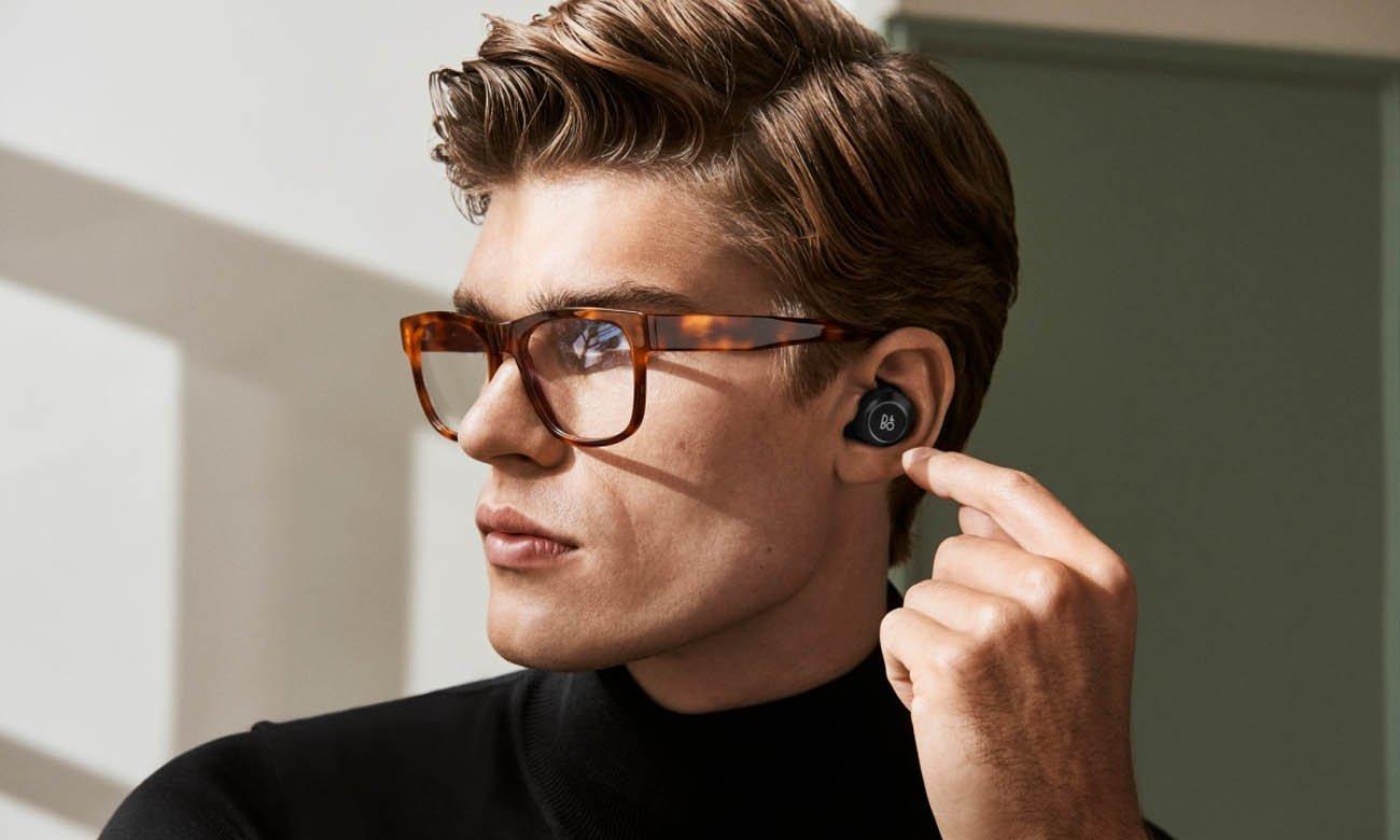 Słuchawki bezprzewodowe Bang&Olufsen Beoplay E8 2.0 z doskonałym dźwiękiem
