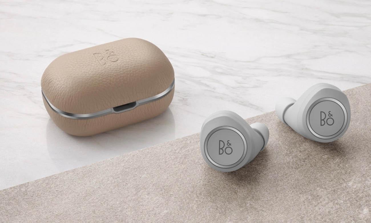 Luksusowe słuchawki bezprzewodowe Bang&Olufsen Beoplay E8 2.0 Natural