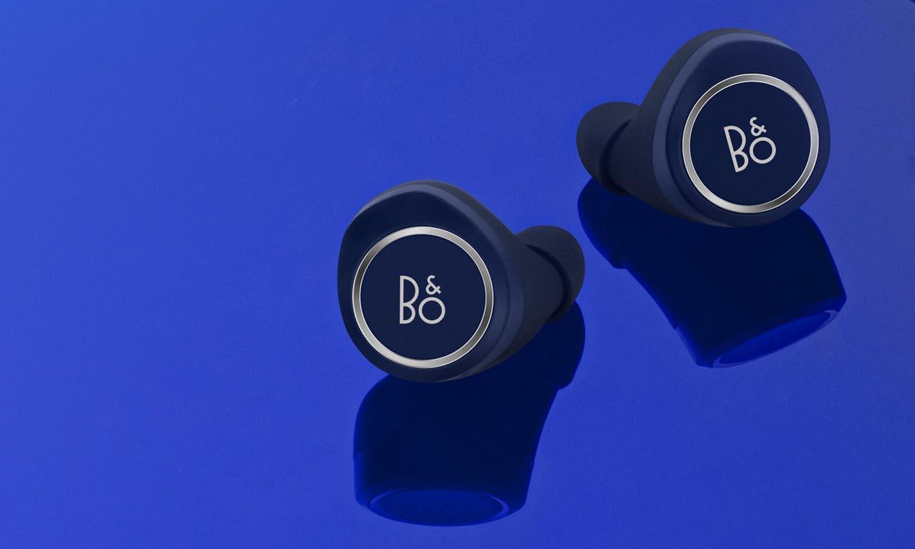Słuchawki Bang & Olufsen BEOPLAY E8 Night Blue limitowana edycja