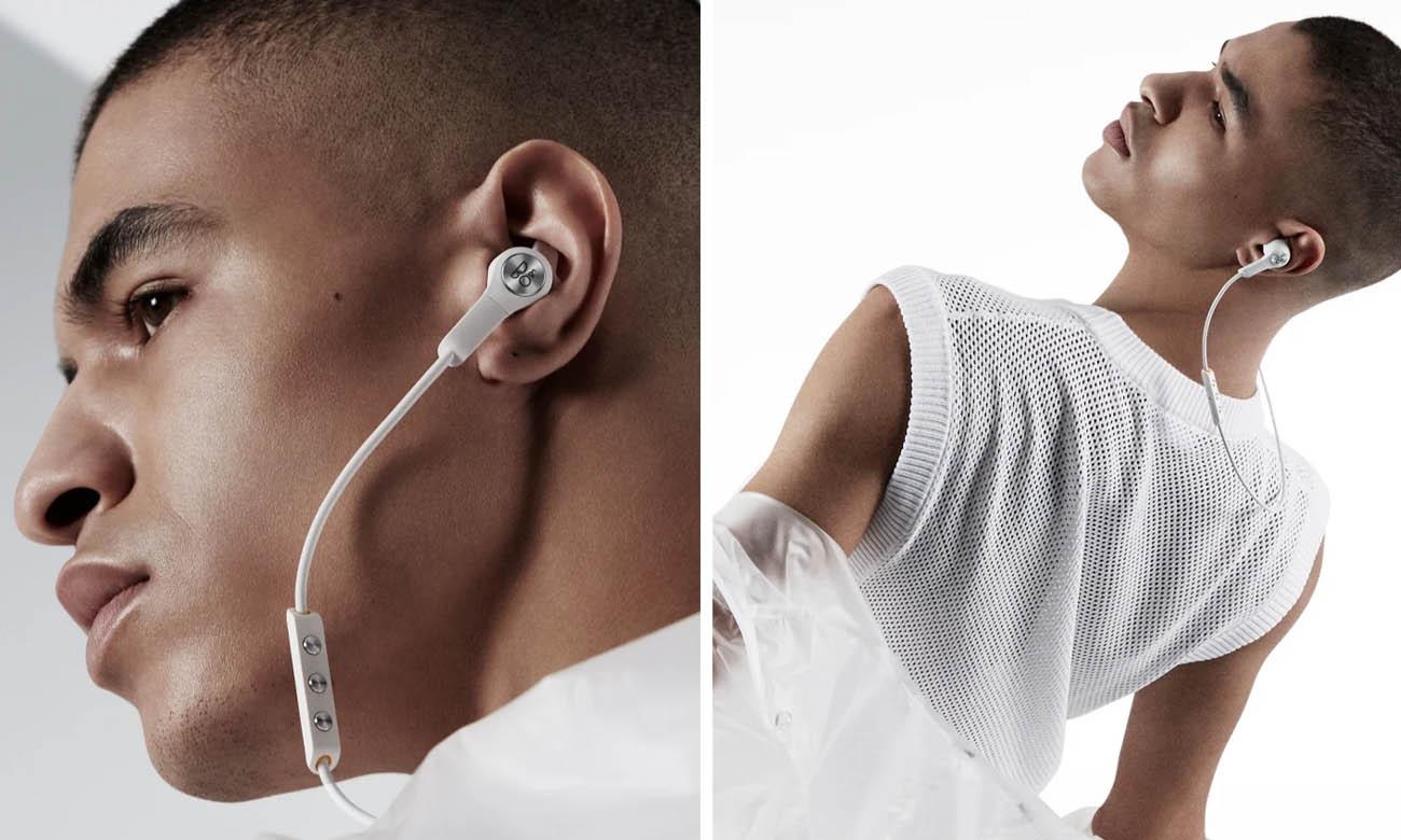Wysokiej jakości dźwięk z słuchawkami Bang&Olufsen Beoplay E6 Motion