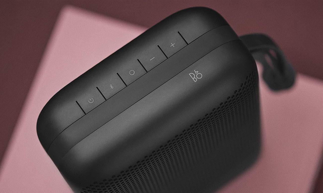 Głośnik Bang Olufsen BEOPLAY P6 Black przycisk OneTouch