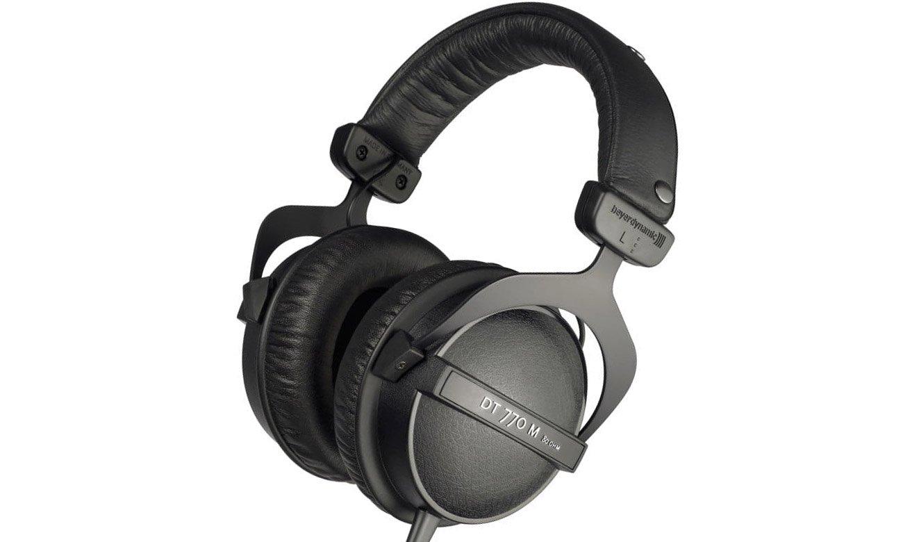 Wokółuszne słuchawki Beyerdynamic DT770M 80Ohm
