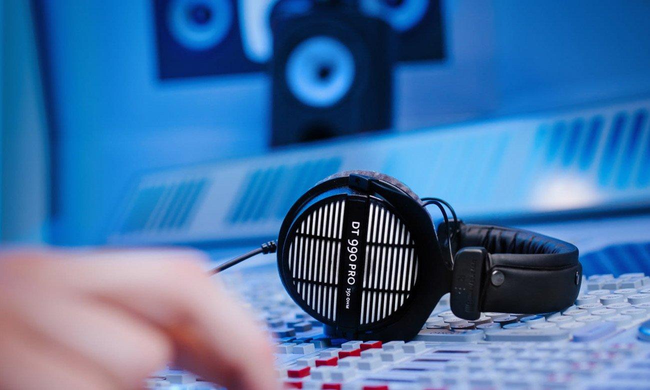 Słuchawki do studia Beyerdynamic DT990