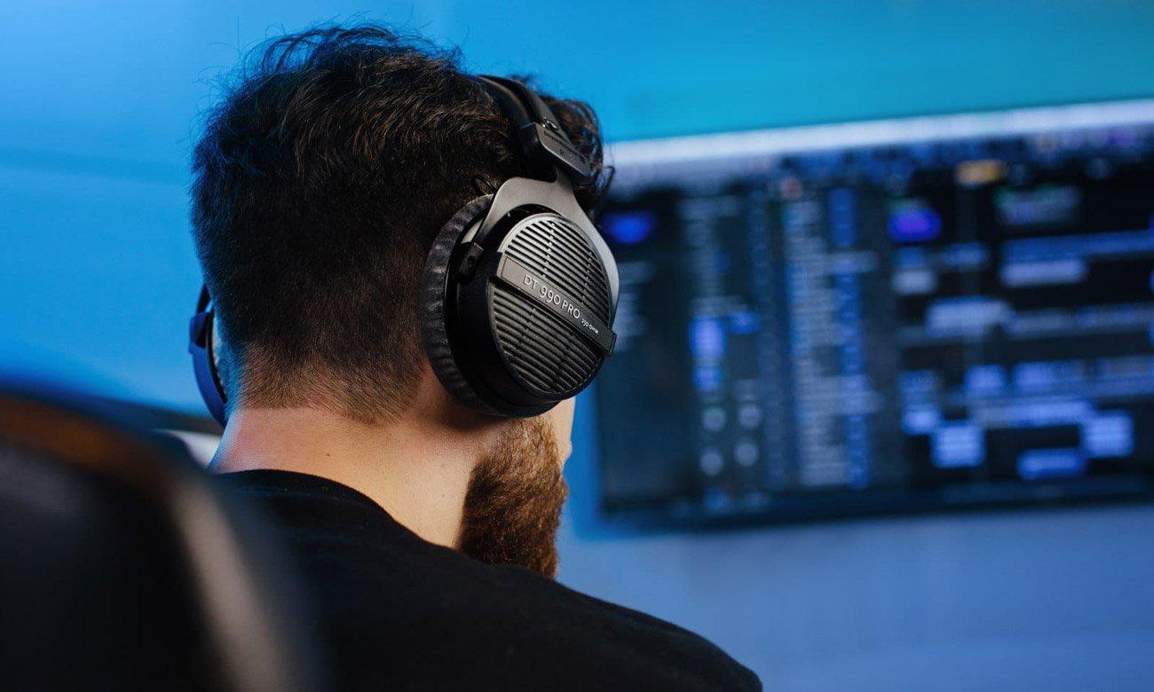 Słuchawki referencyjne Beyerdynamic DT990 Pro 250Ohm